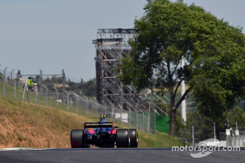 10. Карлос Сайнс, Toro Rosso — 17