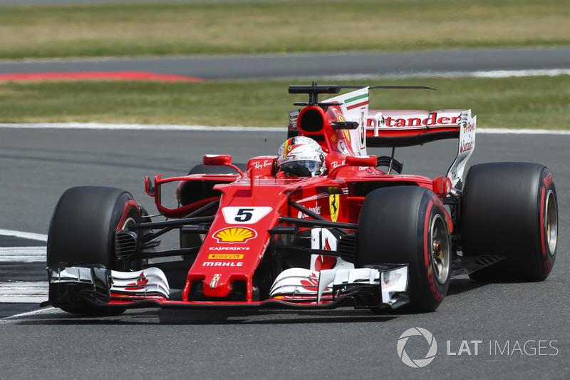 2 місце — Себастьян Феттель (Німеччина, Ferrari) — коефіцієнт 4,50
