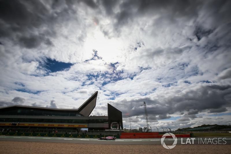 Серхіо Перес, Sahara Force India VJM10