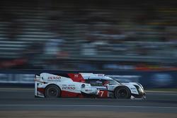 #7 Toyota Gazoo Racing Toyota TS050 Hybrid: Майк Конвей, Стефан Сарразен, Камуи Кобаяши