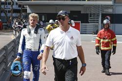 Race retiree Marcus Ericsson, Sauber