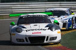 #911 Herberth Motorsport Porsche 991 GT3R: Jürgen Häring, Alfred Renauer, Robert Renauer, Marc Lieb