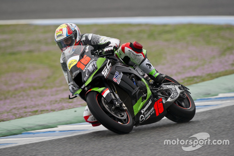 Alex de Angelis, Pedercini Racing