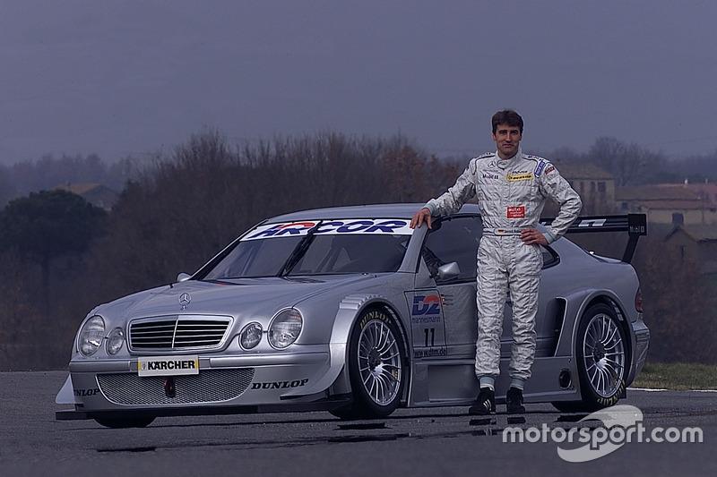 Mercedes-Benz  CLK-DTM