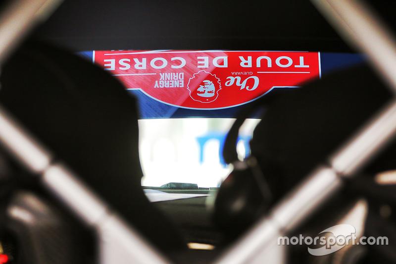 Detail: M-Sport, Ford Fiesta WRC