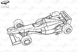 McLaren MP4-11 1996 overview