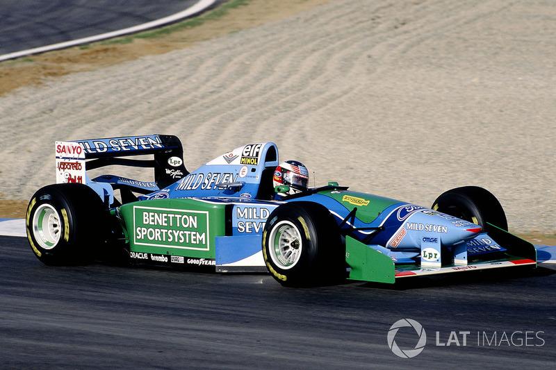 1994 Fransa GP