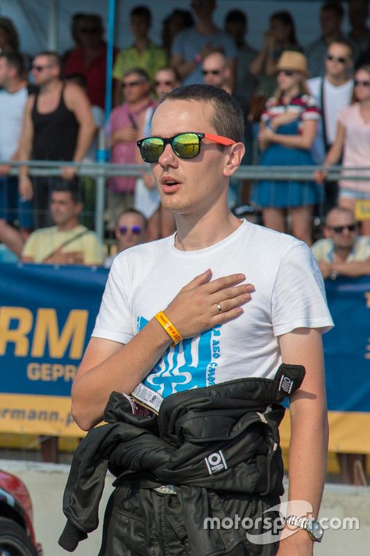 Третій етап Чемпіонату України з дріфтингу в Одесі