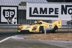 Ernst Kraus, Gunther Steckkonig, Porsche 908/03