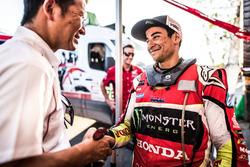 #68 Monster Energy Honda Team Honda: José Ignacio Cornejo Florimo