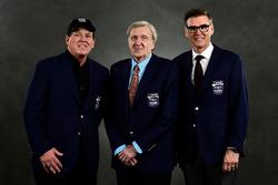 Ron Hornaday Jr., Ken Squier y Ray Evernham, nuevos miembros del Salón de la Fama de NASCAR.