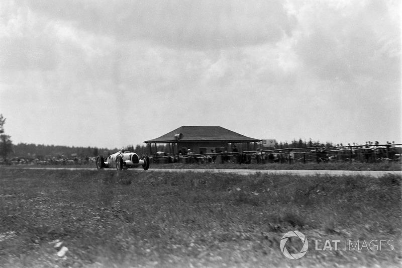 Eifelrennen 1937, Nürburgring
