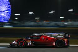 #77 Mazda Team Joest Mazda DPi, P: Oliver Jarvis, Tristan Nunez, RenŽ Rast