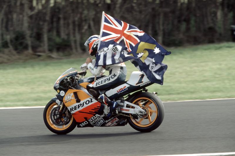1998 - Mick Doohan, Repsol Honda Team