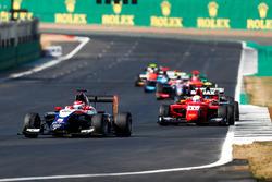 Pedro Piquet, Trident and Callum Ilott, ART Grand Prix Giuliano Alesi, Trident