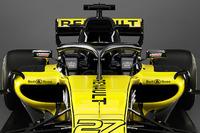 Renault F1 Team RS18, dttaglio dell'halo