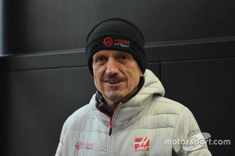 Günther Steiner, Team principal Haas F1 Team