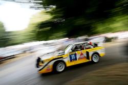 Дэвид Кедвард, Audi Quattro Sport