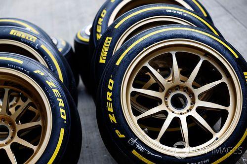 Testfahrten in Silverstone, Juli