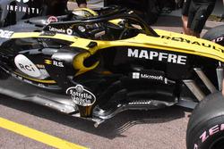 Nico Hulkenberg, Renault Sport F1 Team RS 18, side