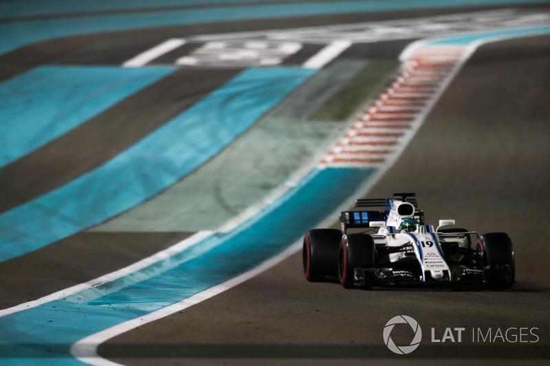 Massas emotionaler Formel-1-Abschied