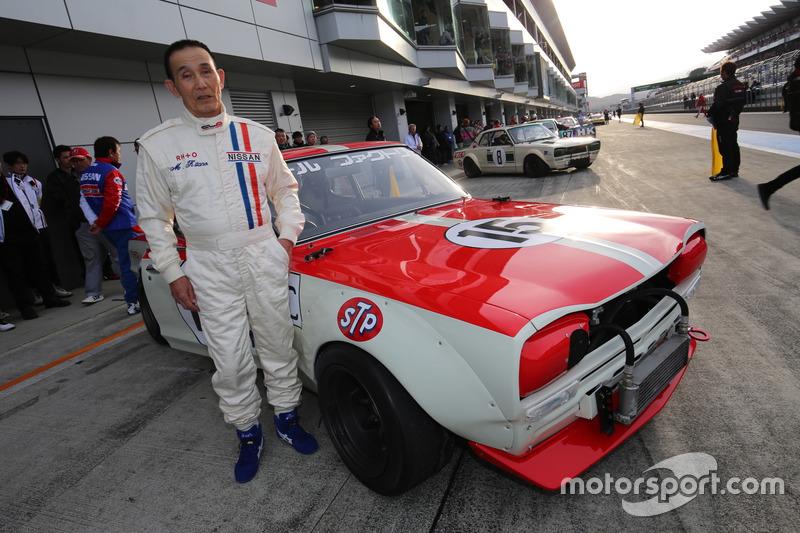 北野元/スカイライン HT 2000 GT-R