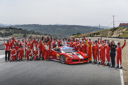 Ferrari Challenge group shot