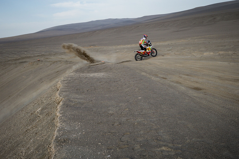 #15 KH-7 Rally Team KTM: Лайя Санс