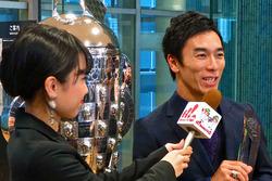 Ganador de Indy 500 Takuma Sato, Andretti Autosport