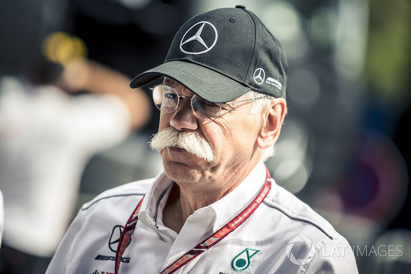 Dr. Dieter Zetsche, CEO of Daimler AG