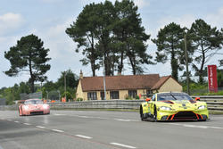 #95 Aston Martin Racing Aston Martin Vantage AMR: Marco Sorensen, Nicki Thiim, Darren Turner, #92 Porsche GT Team Porsche 911 RSR: Michael Christensen, Kevin Estre, Laurens Vanthoor
