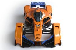 McLaren X2, концепт