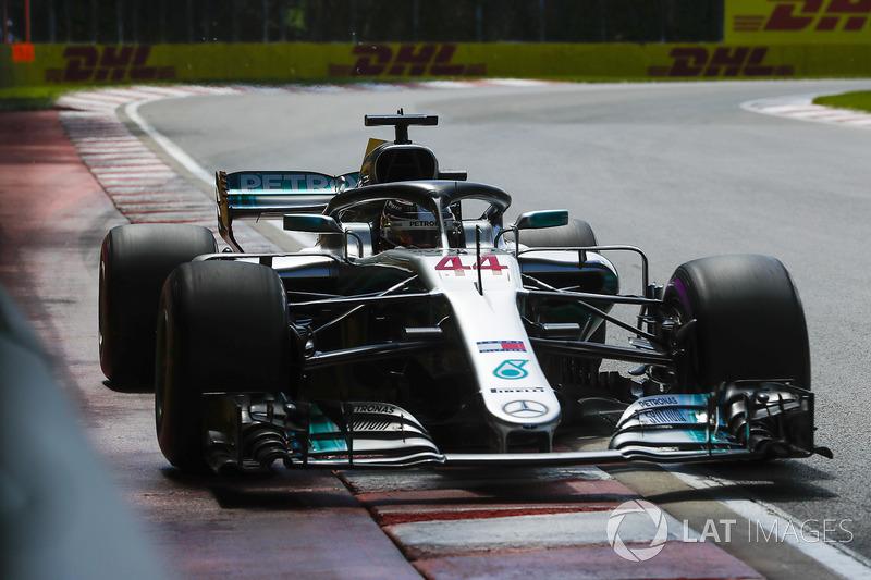 4. Льюіс Хемілтон, Mercedes-AMG F1 W09