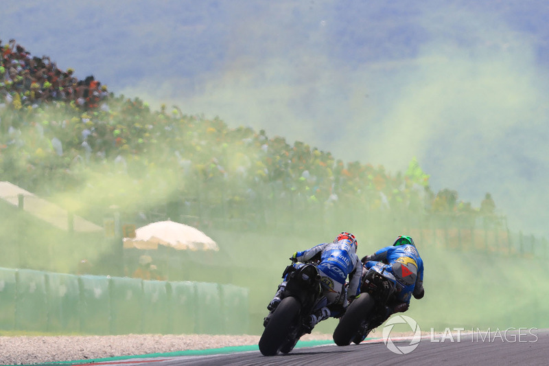 Franco Morbidelli, Estrella Galicia 0,0 Marc VDS, Tito Rabat, Avintia Racing