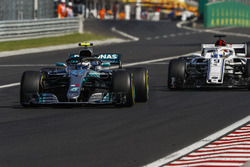 Валттері Боттас, Mercedes AMG F1 W09, Маркус Ерікссон, Sauber C37