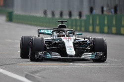 Валттері Боттас, Mercedes-AMG F1 W09 EQ Power+