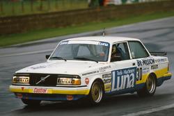 Ulf Granberg, Eje Elgh, Volvo 240 Turbo