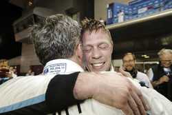 Wereldkampioen Thed Björk, Polestar Cyan Racing, Volvo S60 Polestar TC1 met Yvan Muller, Polestar Cy