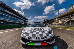 Le safety car du Super Trofeo World Finals