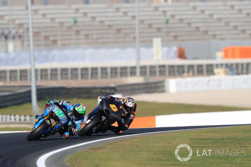 Franco Morbidelli, Estrella Galicia 0,0 Marc VDS, Jack Miller, Pramac Racing