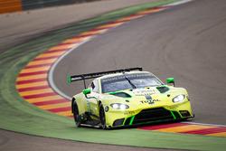 Aston Martin Racing Aston Martin Vantage GTE 2018