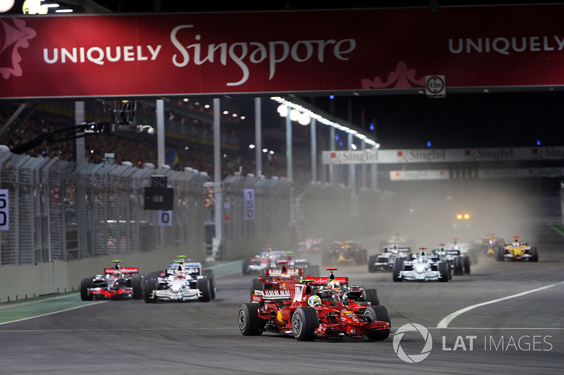Cingapura, 2008 – O ponto baixo do melhor ano