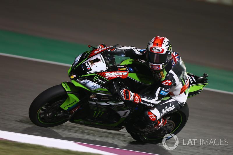 Superbike-WM (WSBK): Kawasaki Racing, Kawasaki ZX-10R