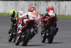 Marc Marquez demo riding bersama pembalap AHRS
