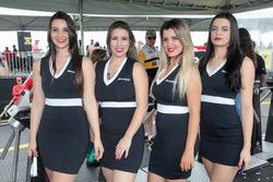 Grid Girls em Goiânia