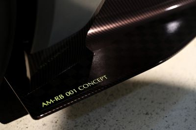 AM-RB 001 unveiling