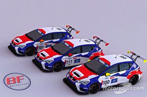 Annuncio equipaggi BF Motorsport
