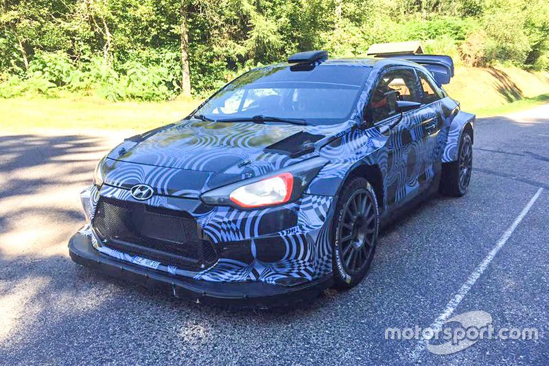 Hyundai i20 New Generation WRC Plus