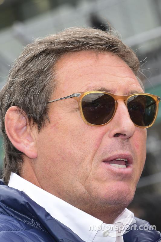 Gérard Neveu, FIA WEC CEO