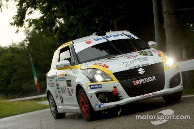 Suzuki Rally Cup: Rally San Martino di Castrozza